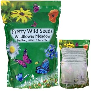 Mix 3 100% Wildflower Seed Mix for an Annual & Perennial Meadow