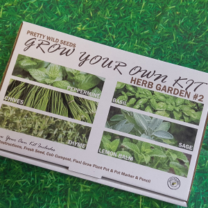 Grow Your Own Herb Garden Kit Selection 2