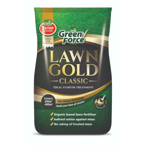Lawn Gold Organic Fertiliser with Calcium 10Kg